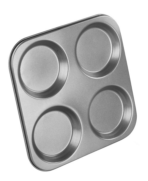 Chef Aid Yorkshire Pudding Pan 4 cup