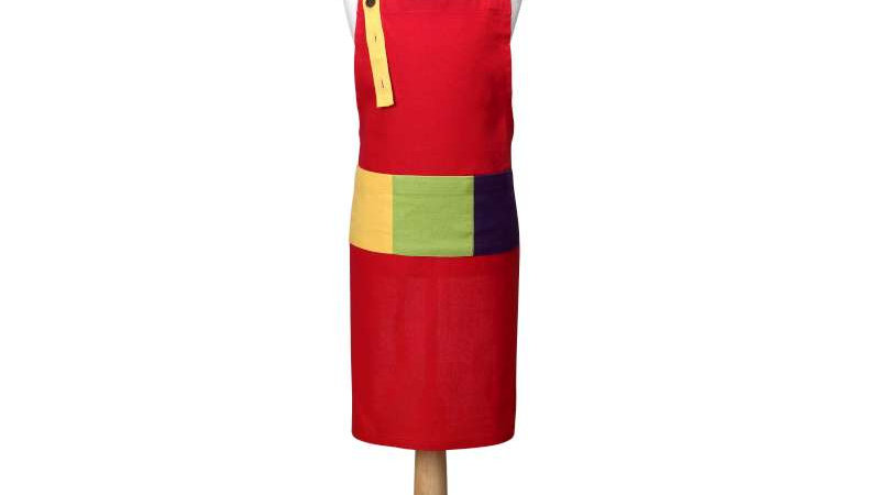Paintbox Child's Apron by Rushbrookes