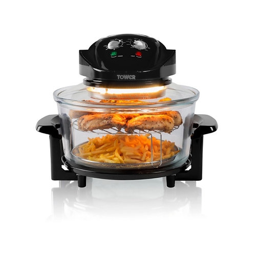 Tower Halogen Low Fat Air Fryer 1300w