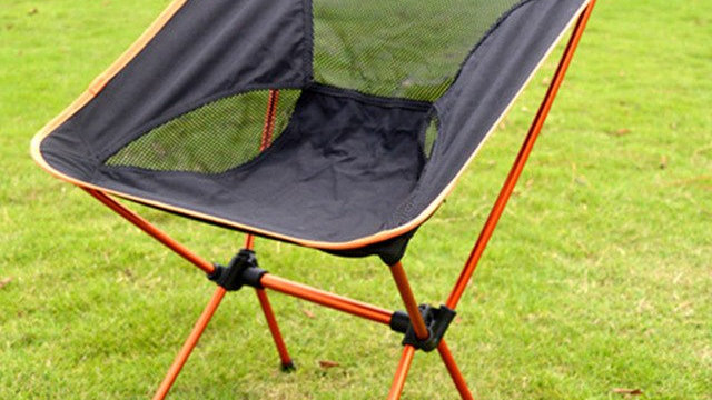Ultra Light Beach Chair Outdoor Camping Portable
