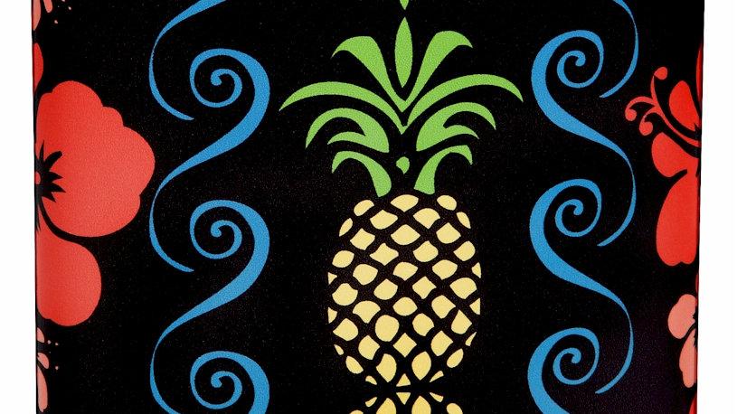 6oz Hawaiian Theme Hip Flask