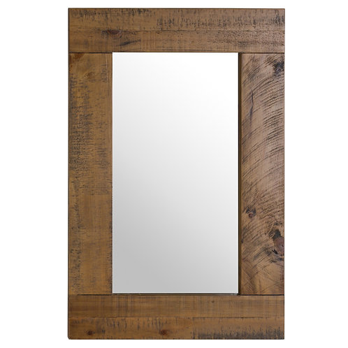 The Deanery Collection Plank Mirrors
