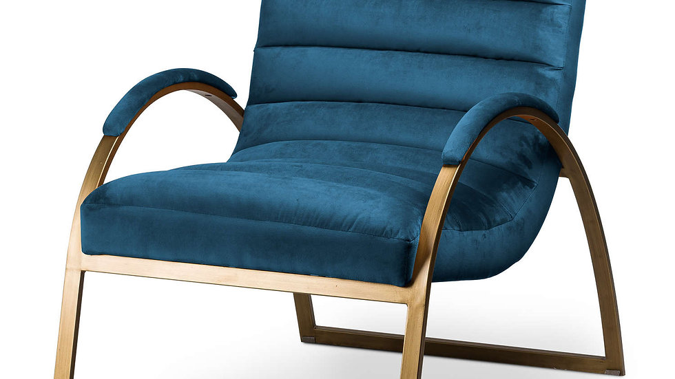 Ribbed Ark Chair
