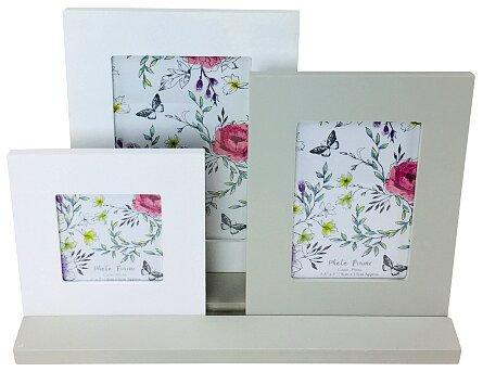 """""""Secret Garden"""" 3 Frames on Tray"""