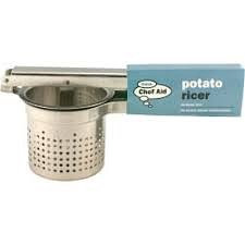 Chef Aid Potato Ricer - Stainless Steel