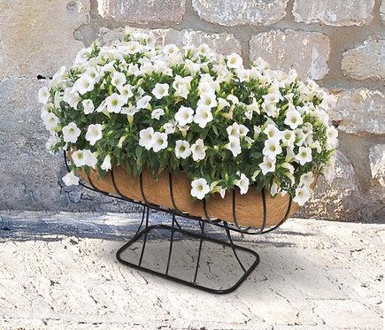 Cradle Planter With Coco Liner
