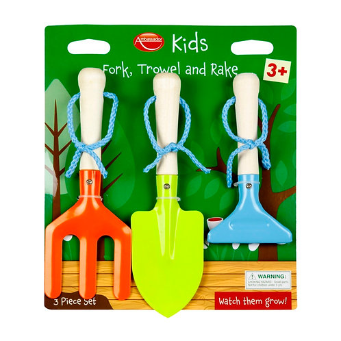 Briers Kids Garden Tool Set
