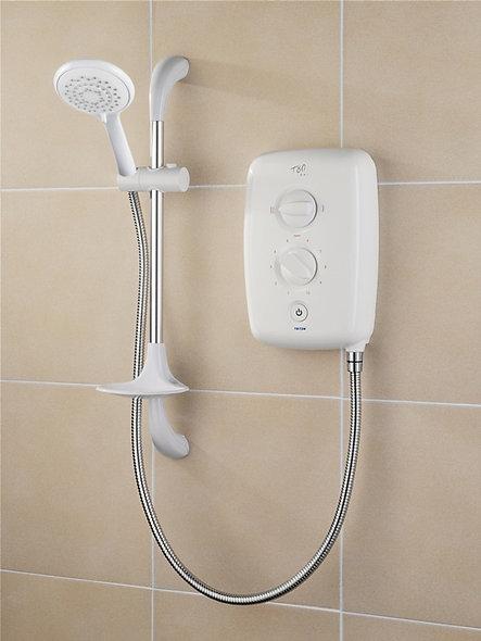 Triton T80gsi Electric Shower installation