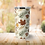 Thumbnail: Glitter Leaf Travel Coffee Mug