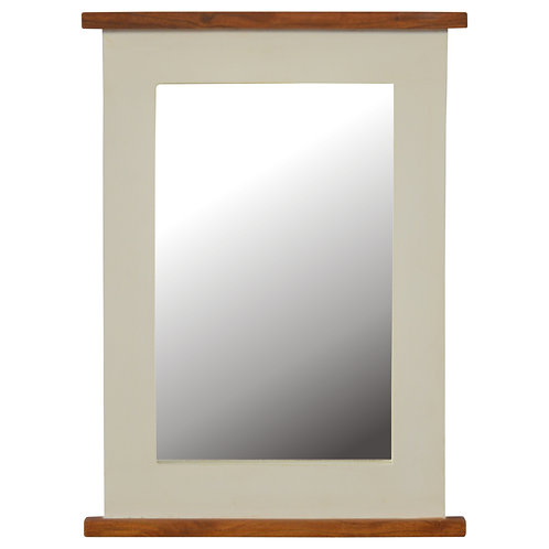 Country Two Tone Mirror
