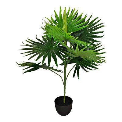 Artificial Fan Palm Trees