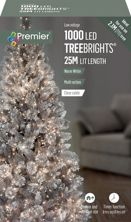Premier 1000 Multi Action LED Treebrights With Timer