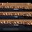 Thumbnail: Leopard Print DoDog Bed 10cm HD Foam Mattress Removable Fleece Cover