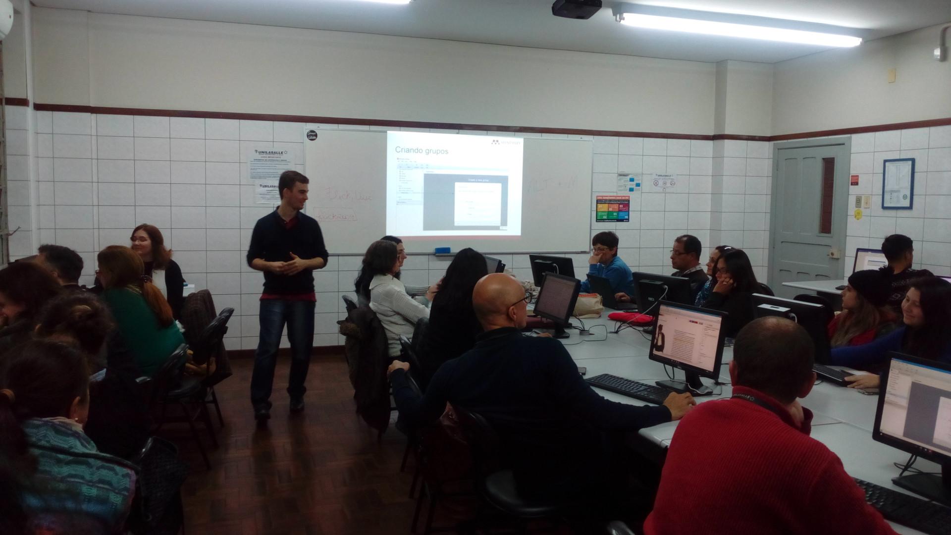 Workshop de Mendeley