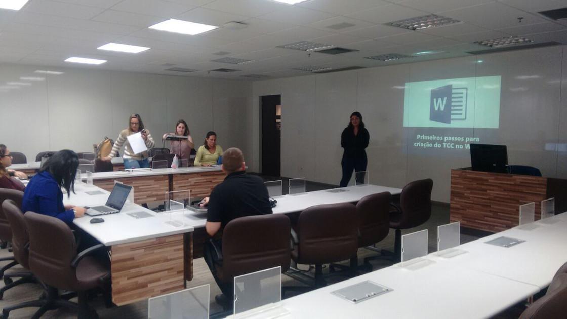 Workshop de ABNT no Word
