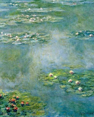 Claude Monet, Water Lillies.png