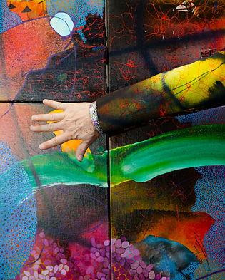 Evan Woodruffe Sydney Contemporary IMG X