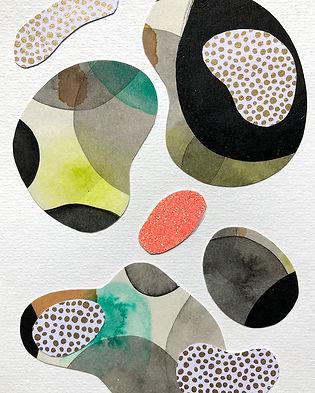 Zoë Nash, collage