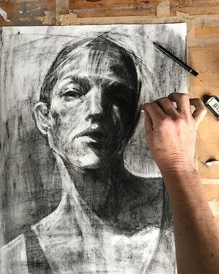 Belinda Griffiths portrait