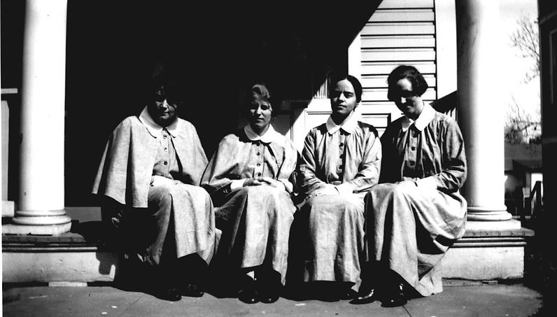 Medical Mission Sisters - 'The First Four'