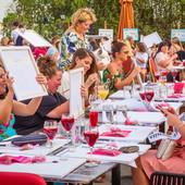 Design & Dine Wanderlust Mega Brunch Abu Dhabi / Dubai