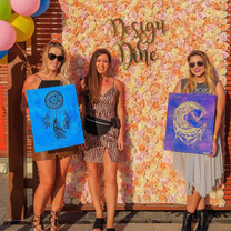 Design & Dine - Birthday Celebration Party / Paint & Wine Private Party - Dubai / Abu Dhabi / Al Ain