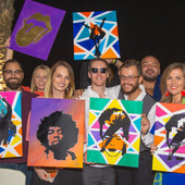 Design & Dine 'Music Icons' Brunch Abu Dhabi/Dubai
