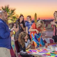 Design & Dine 'Music Icons' Brunch Abu Dhabi / Dubai, Sunset