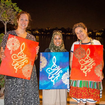 Design & Dine - Art Lessons / Painting Classes / Art Workshop - Dubai, Abu Dhabi, Al Ain