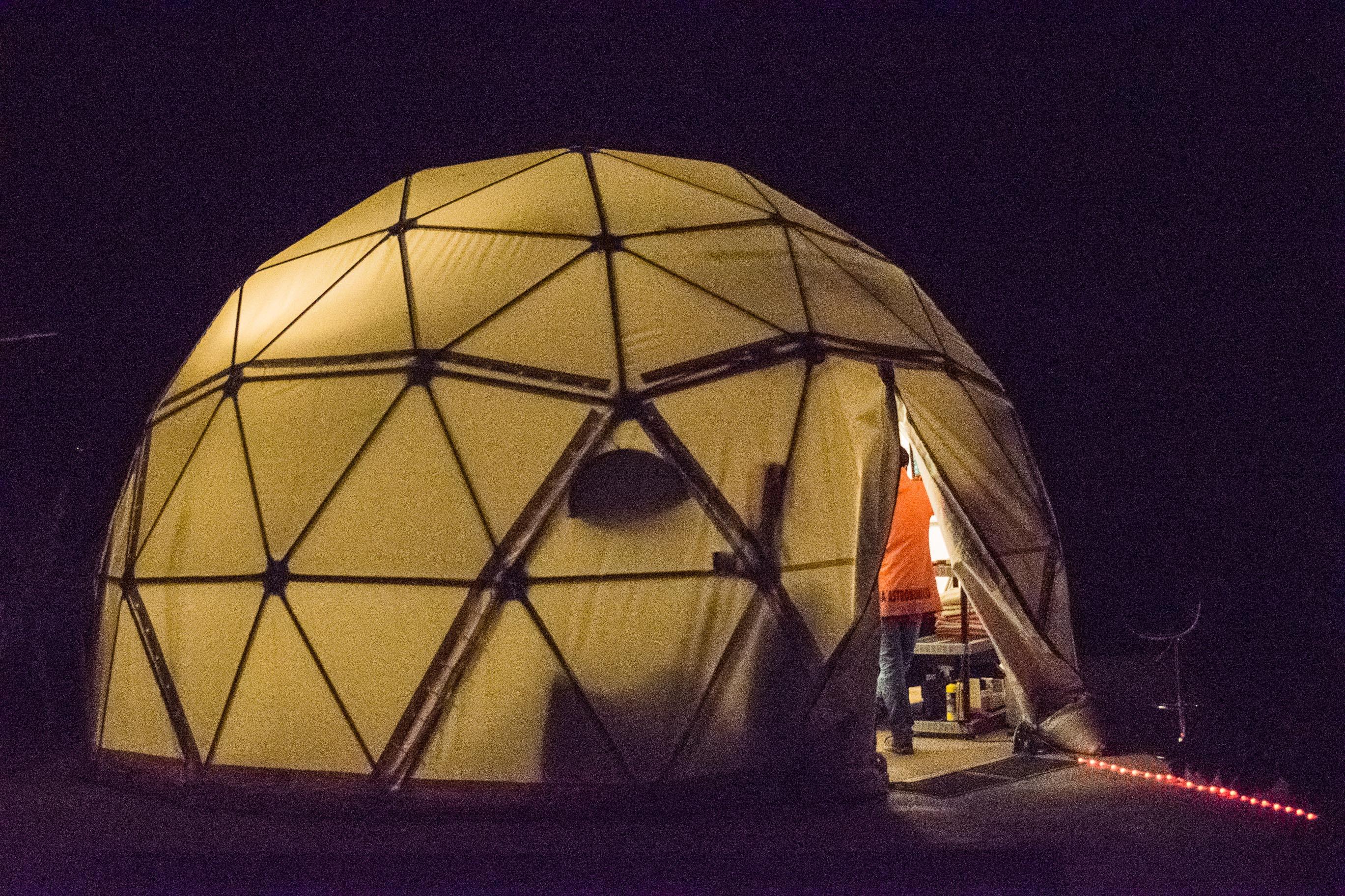 Experiencia Astronómica Elquina