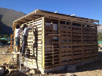 Casa Bagua Construccion
