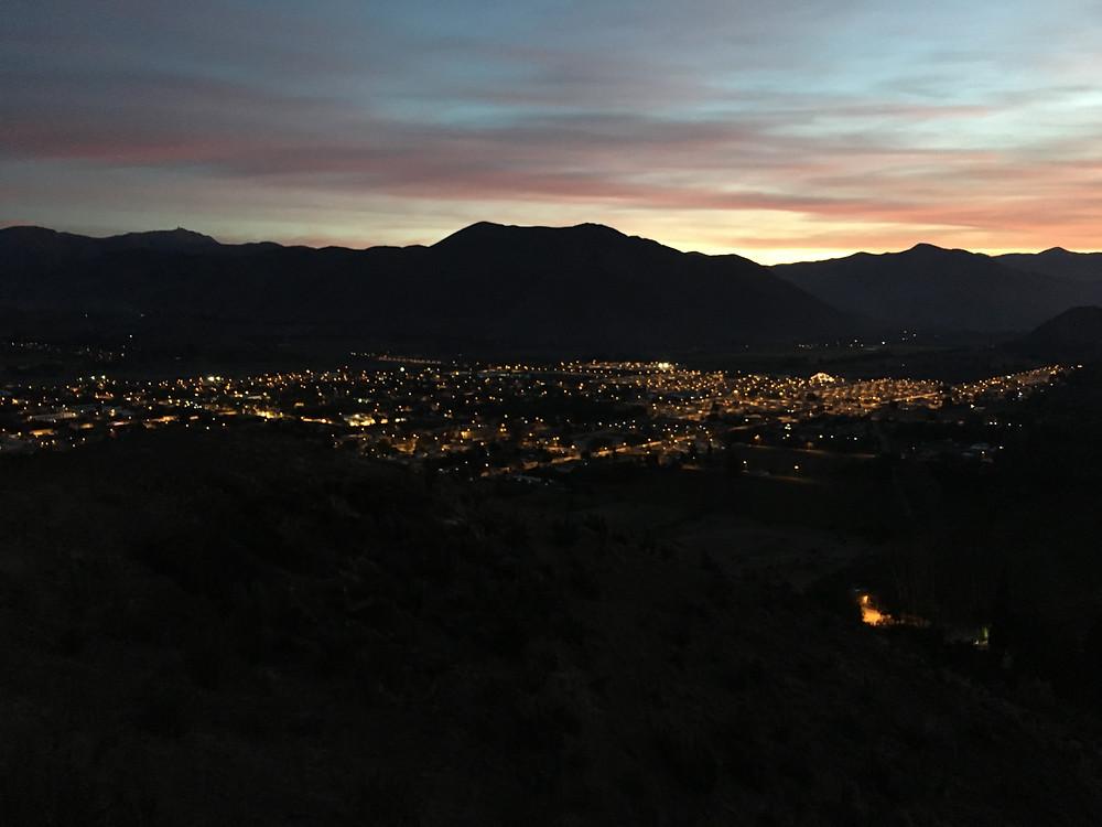 Cerro la Virgen Valle del Elqui