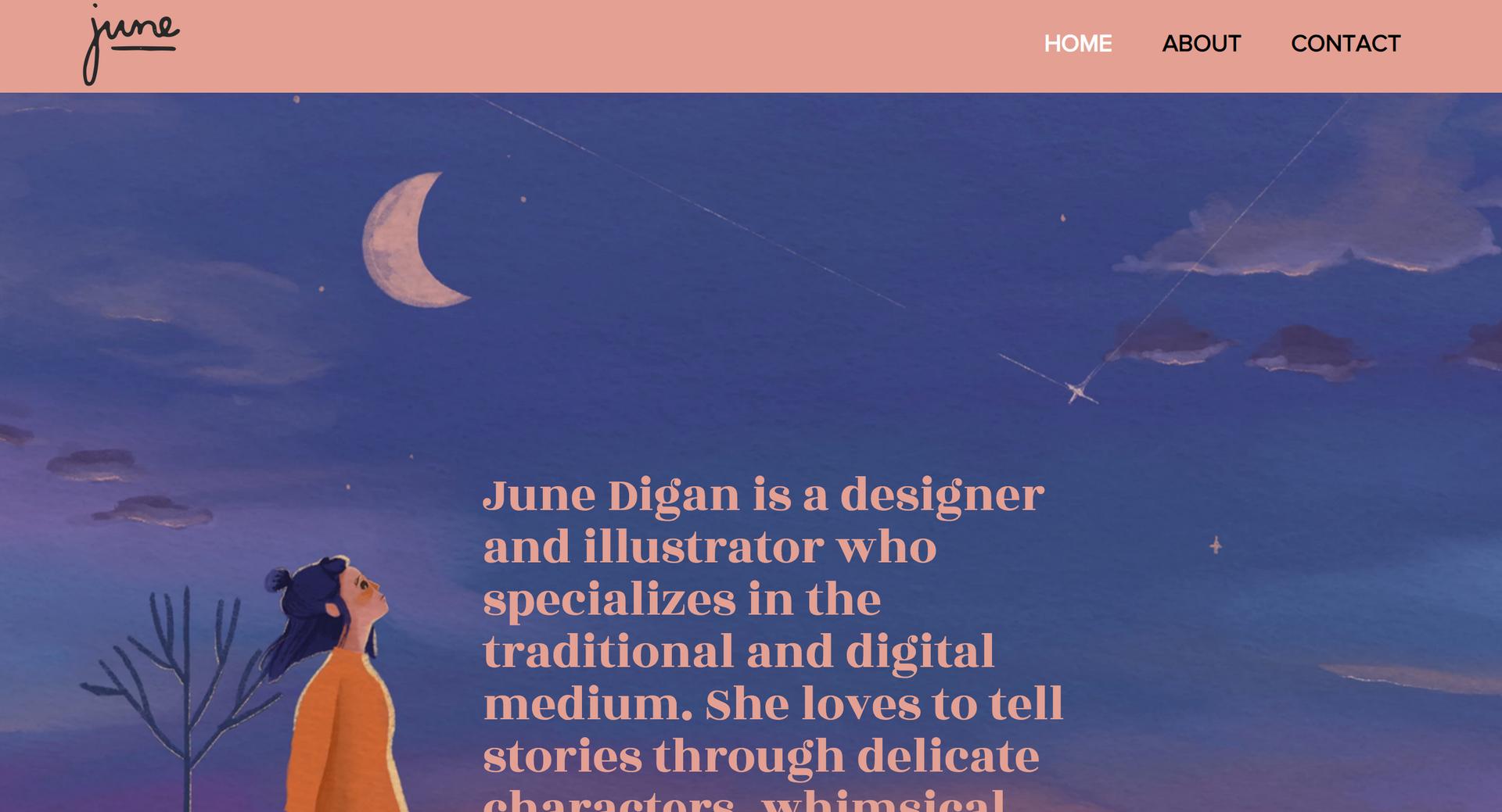 June Digan