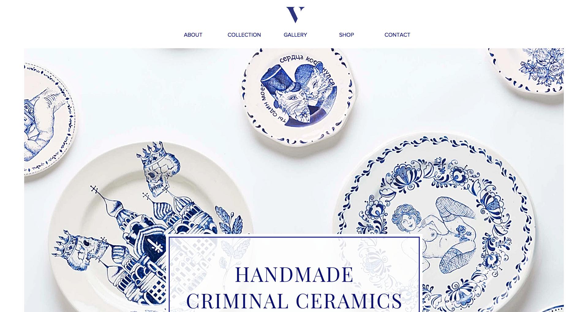 Valeria Monis Handmade Ceramics