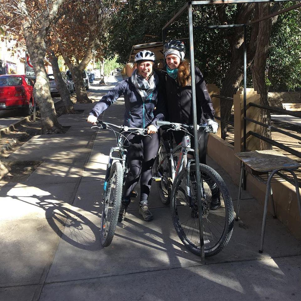 Actividad Bicicleta Pisco Elqui/Vicuña