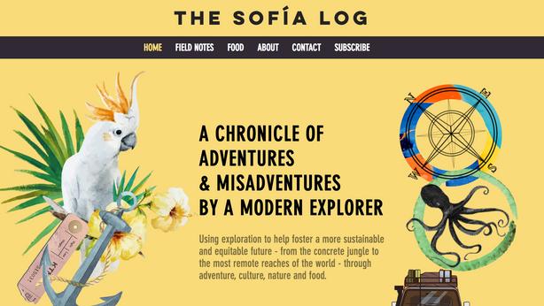 The Sofía Log