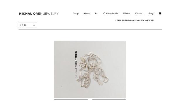 Michal Oren Jewelry