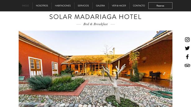 Solar de los Madariaga Hotel