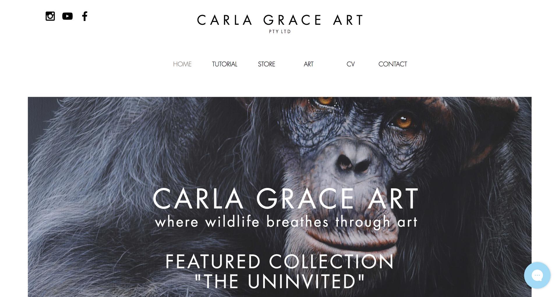Carla Grace Art
