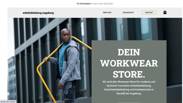 Arbeitskleidung Augsburg
