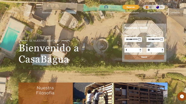 Casa Bagua - Elqui Valley