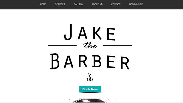 Jake The Barber