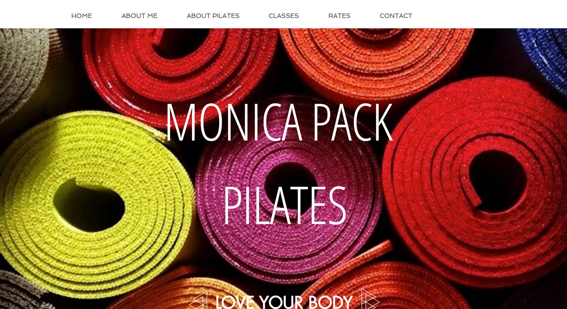 Mónica Pilates