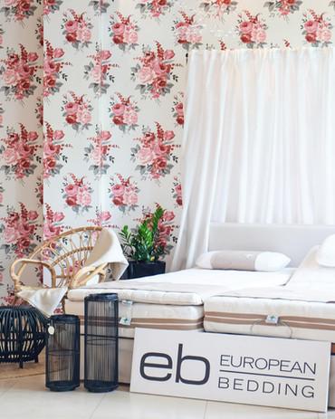 Heveya® by European Bedding Pop-up
