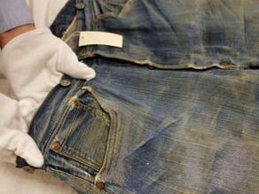 $500,000 Levi Jeans Found Exploring Abandoned Arizona Mine