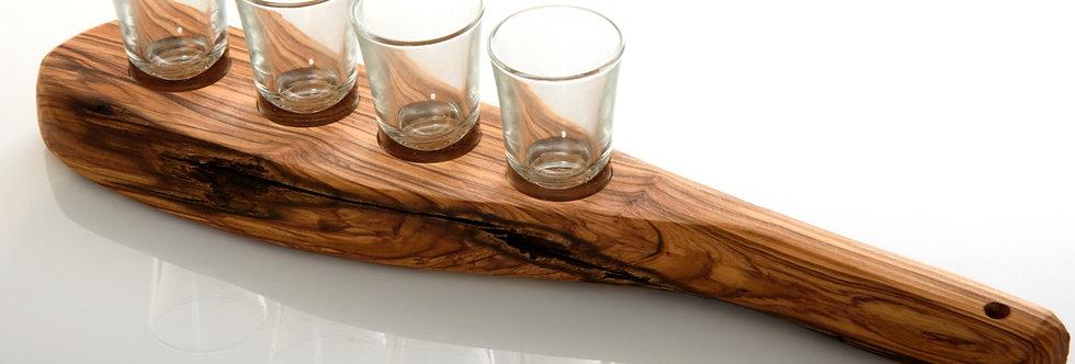Brandy Glass Stand
