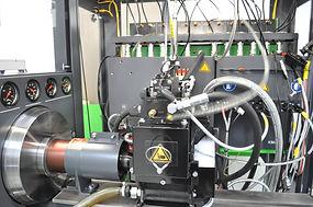 Bosch- badanie pomp jednostkowych PLD