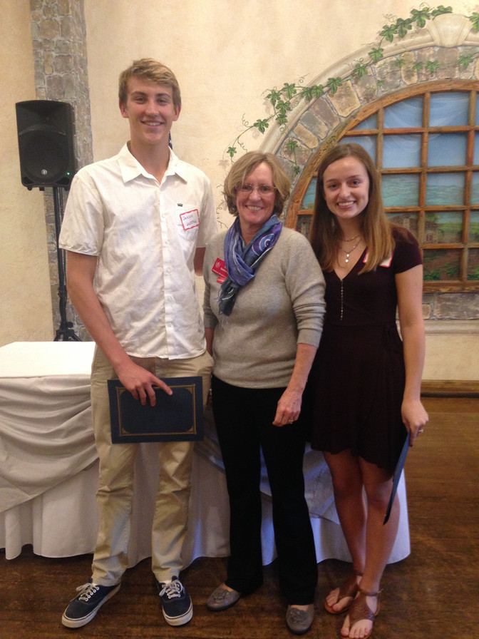 Water polo, tennis captains honoroed