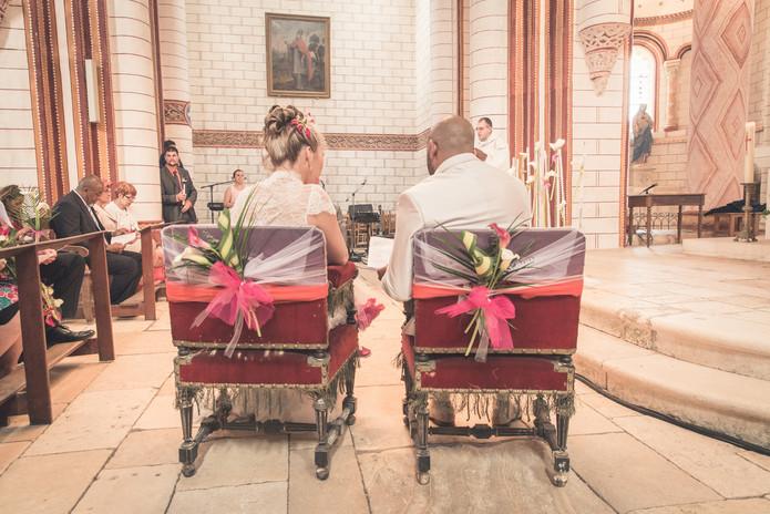 Les cérémonie religieuse et laïque