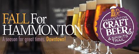 Fall Craft Beer & Spirits Trail